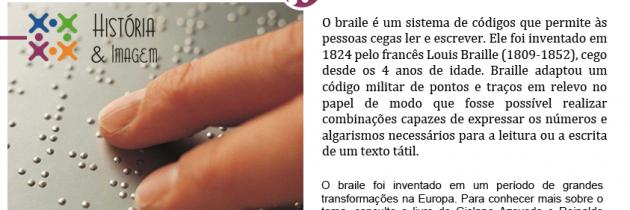 A origem do braile