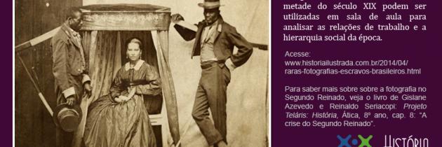 Fotografia e escravidão