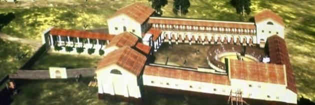 Arqueólogos 'recriam' escola de gladiadores romana