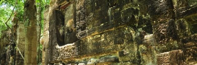 Encontradas duas cidades maias no sudeste do México