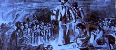 A Rota do escravo: a alma da resistência