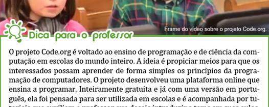 Projeto Code.org