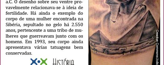 Tatuagem em 2.200 a.C.