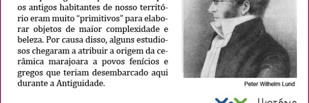 P. Lund, pioneiro da arqueologia no Brasil
