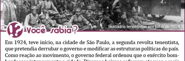 Rebelião de 1924