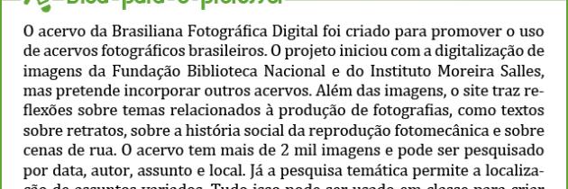Acervo da Brasiliana Fotográfica Digital