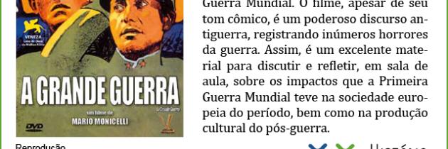 "Filme ""A Grande Guerra"""