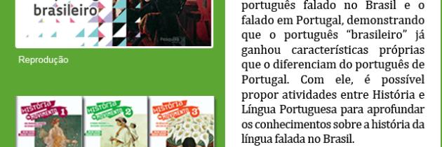 """Vídeo """"As Marcas do Português Brasileiro"""""""