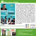 """Filme """"Entre os Muros da Escola"""""""